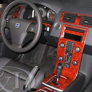 Volvo C30 Wood Dash Kits