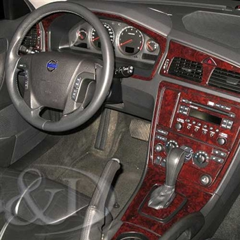 Volvo V70 Wood Dash Kits