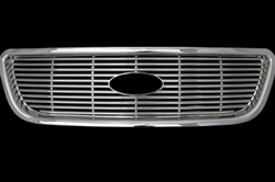 Ford F150 Chrome Grille Overlay, 1999, 2000, 2001, 2002, 2003