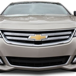 Chevrolet Impala Chrome Grille Overlay, 2014, 2015, 2016, 2017, 2018