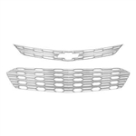 Chevrolet Cruze Chrome Grille Overlay, 2016, 2017, 2018