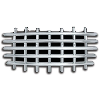 Chrysler 300C (Painted Grille Only) Chrome Grille Overlay, 2004 - 2010