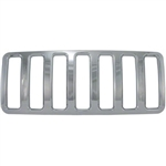 Jeep Compass Chrome Grille Overlay, 2007, 2008, 2009, 2010
