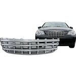 Chrysler Sebring Chrome Grille Overlay, 2007 - 2010