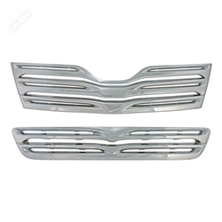 Toyota Venza Chrome Grille Overlay, 2009, 2010, 2011, 2012
