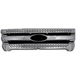 Ford Explorer Chrome Grille Overlay, 2011, 2012, 2013, 2014, 2015