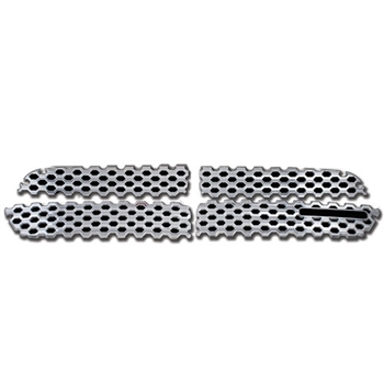 Dodge Durango Chrome Grille Overlay, 2011 - 2013