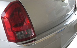 2005, 2006, 2007, 2008, 2009, 2010 Chrysler 300 Chrome Rear Bumper Cover