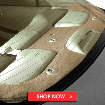 Polycarpet Rear Deck Covers | ShopSAR.com