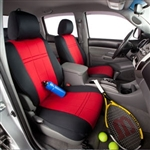 Ford Fiesta Seat Covers by Coverking