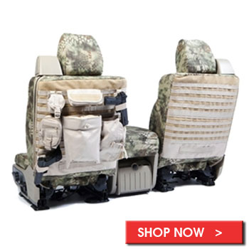 Kryptek Tactical Seat Covers | ShopSAR.com