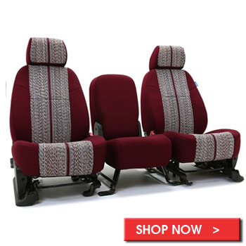 Saddleblanket Auto Seat Covers
