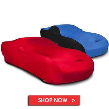 Satin Stretch Car Covers by Cover King | ShopSAR.com