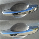 Hyundai Elantra Chrome Door Handle Covers, 2017, 2018