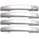 Nissan Rogue SELECT Chrome Door Handle Covers, 2014, 2015