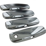 Dodge Charger Chrome Door Handle Covers, 2011, 2012, 2013, 2014