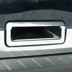 Ford Flex Chrome Tailgate Handle Trim, 2009, 2010, 2011, 2012, 2013, 2014, 2015