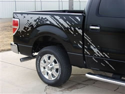 Ford  Pick Up 'Predator' Vinyl Graphics Kit