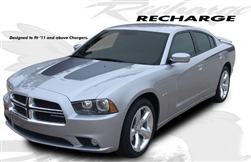 Dodge Charger 'Recharge' Vinyl Graphics Kit