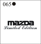 Katzkin Embroidery - Mazda Limited Edition