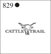 Katzkin Embroidery - Cattle Trail