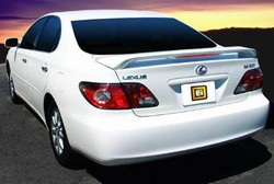 2002-2006 Lexus ES300 Painted Rear Spoiler/Wing