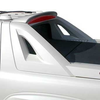 Cadillac Escalade EXT Painted Rear Spoiler / Wing, 2002, 2003, 2004, 2005, 2006