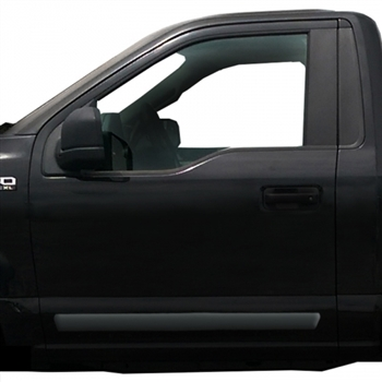 Ford F150 Painted Body Side Moldings, 2015, 2016, 2017