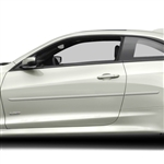Cadillac ATS Coupe Painted Body Side Molding, 2015, 2016, 2017, 2018