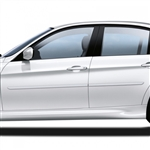 BMW 3-Series Sedan Painted Body Side Molding, 2006, 2007, 2008, 2009, 2010, 2011