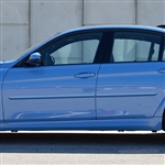 BMW 3-Series Painted Body Side Molding, 2012, 2013, 2014, 2015