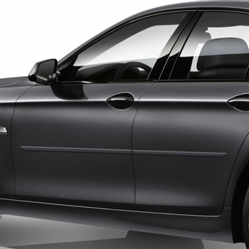 BMW 5-Series Painted Body Side Molding, 2010, 2011, 2012, 2013, 2014, 2015
