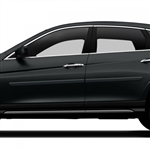 Honda Crosstour Painted Body Side Moldings, 2012, 2013, 2014, 2015