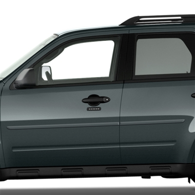 Ford Escape Painted Body Side Moldings, 2008, 2009, 2010, 2011, 2012