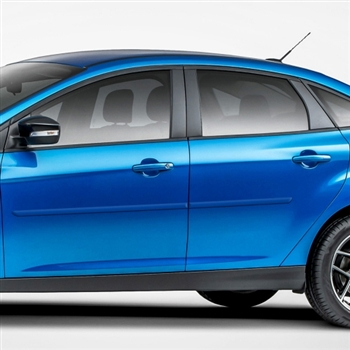 Ford C-Max Painted Body Side Moldings, 2013, 2014, 2015, 2016, 2017