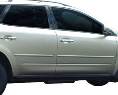 Nissan Murano Painted Body Side Molding 2003 2004 2005