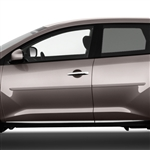 Nissan Murano Painted Body Side Moldings, 2009, 2010, 2011, 2012, 2013, 2014