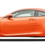 Lexus RC Painted Body Side Moldings, 2015, 2016, 2017, 2018