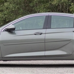 Buick Regal Painted Body Side Moldings, 2018, 2019