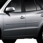 Hyundai Santa Fe Painted Body Side Molding, 2007, 2008, 2009, 2010, 2011, 2012