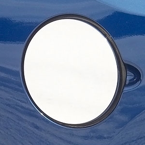 Toyota Tundra Chrome Fuel Door Cover, 2014, 2015, 2016, 2017, 2018
