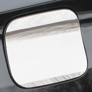 Toyota Prius Chrome Fuel Door Trim, 2016, 2017