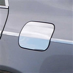 Toyota Corolla Chrome Fuel Door Trim, 2009, 2010, 2011, 2012, 2013