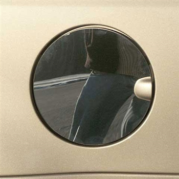 Lincoln MKZ Chrome Fuel Door Trim, 2007, 2008, 2009, 2010, 2011, 2012