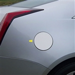 Cadillac CTS Coupe Chrome Fuel Door Trim, 2011 - 2014