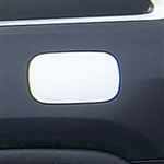Jeep Grand Cherokee Chrome Trim Fuel Door Overlay, 2011, 2012, 2013, 2014, 2015, 2016, 2017