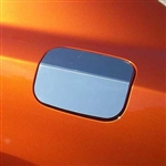 Dodge Charger Chrome Fuel Door Overlay, 2011, 2012, 2013, 2014
