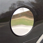 Chevrolet Malibu Chrome Fuel Door Overlay, 2013, 2014