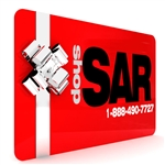 ShopSAR Gift Cards
