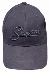 ShopSAR Adjustable Embroidered Hat